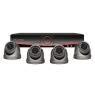 4 Channel HD 1 TB DVR & Dome Camera CCTV Kit
