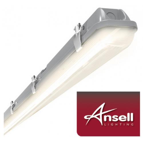 Ansell Tornado 6ft 70w LED Hi-Output Non Corrosive Batten - ATORLED2x6